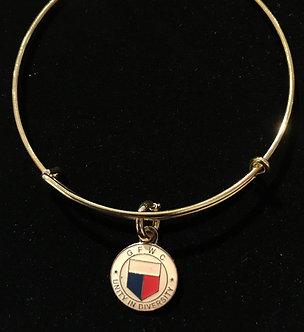 GFWC Expandable Bracelet