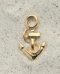 Anchor Charm Pair