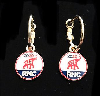 RNC 2020 Official Earring Set