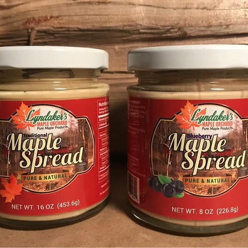 Maple Spreads