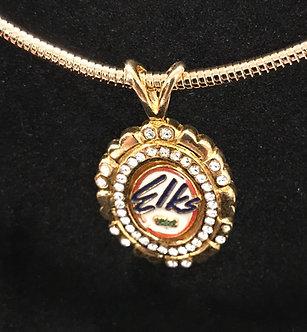 Elks USA Medallion