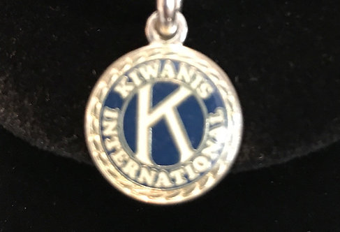 Kiwanis International White Charm