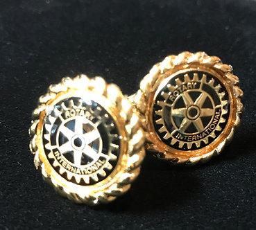 Rotary International Cufflinks