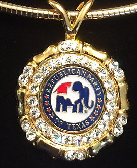 Republican Party of Texas Medallion