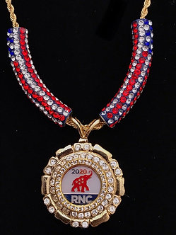 RNC 2020 Official Round Medallion