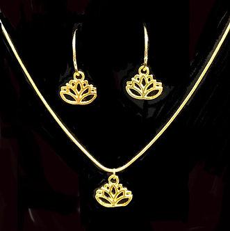 Ladies Oriental Shrine Lotus Complete Set