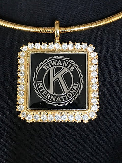Kiwanis International Square Medallion