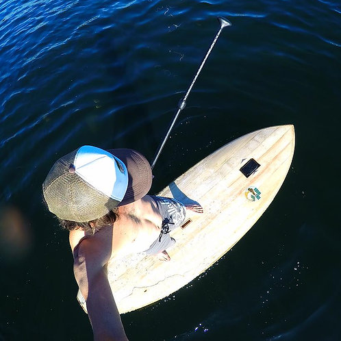 DIY Stand Up Paddle Board