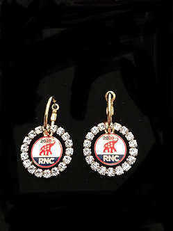 RNC 2020 Official Crystal Earring Set