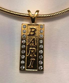 Bari Medallion