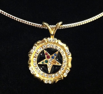 Order of the Eastern Star Medallion