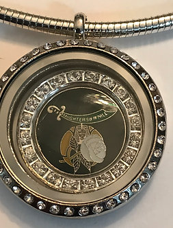 Daughters of the Nile Crystal Locket
