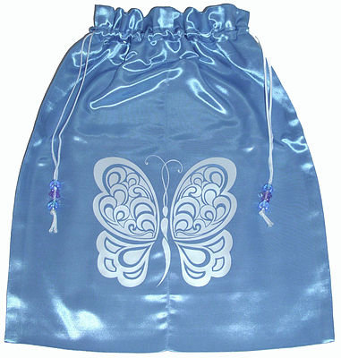 BUTTERFLY SHOE BAG