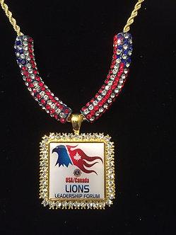Lions USA Forum Medallion