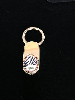 Elks USA Keychain