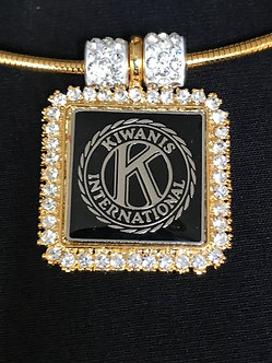 Kiwanis International Square Full Set