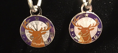 Elks 11th Hour Charm Pair