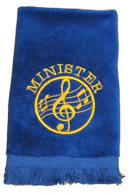 MINISTER OF MUSIC FINGERTIP TOWEL