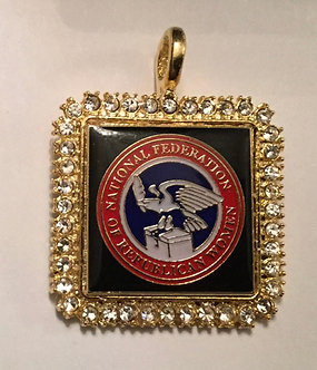 NFRW Square Medallion