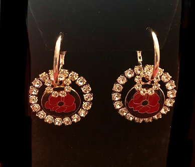 Poppy Earring Set