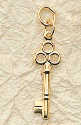 Key Charm Pair