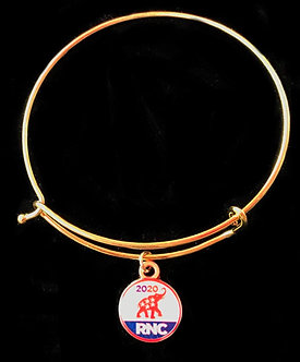 RNC 2020 Official Adjustable Charm Bracelet