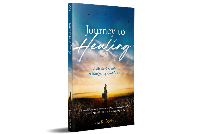 A book that helps grieving mothers