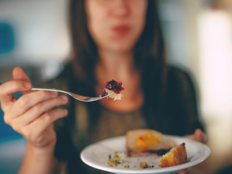 Emotional Eating after Child Loss