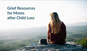 child loss support, how to survive after your child dies