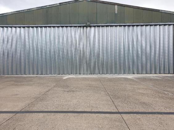 Air Hanger After