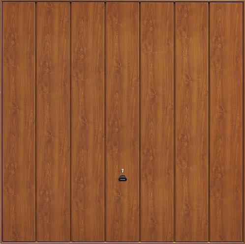 Steel Sherwood Up & Over Garage Doors