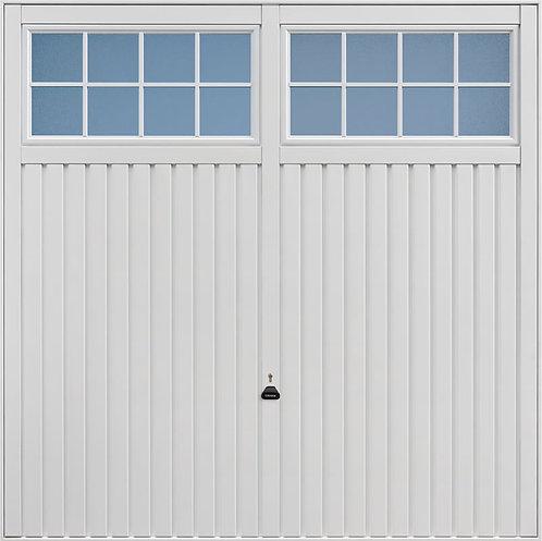 Steel Salisbury Up & Over Garage Doors