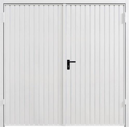 Steel Carlton Side Hinged Garage Doors