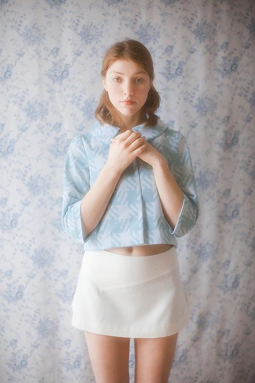 Tennis Style Mini Skirt