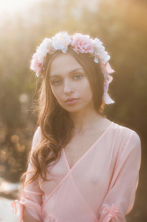 Romantic Flower Headband