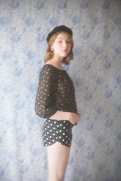 Lovely Polka Dot Shorts