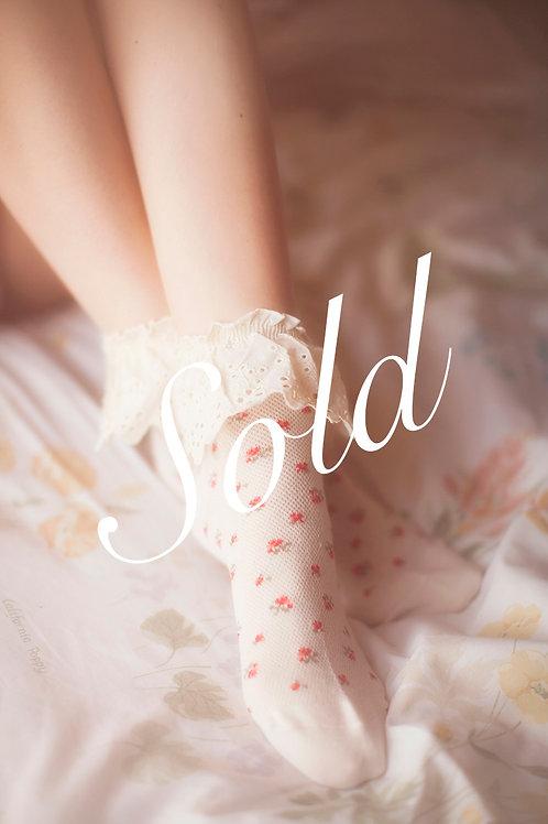 Girly Frilly Socks