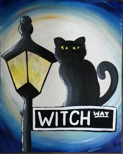 Witch Way