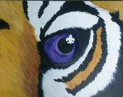 Tiger Eye