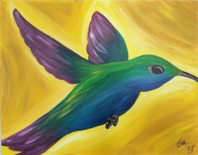 Hummingbird Large