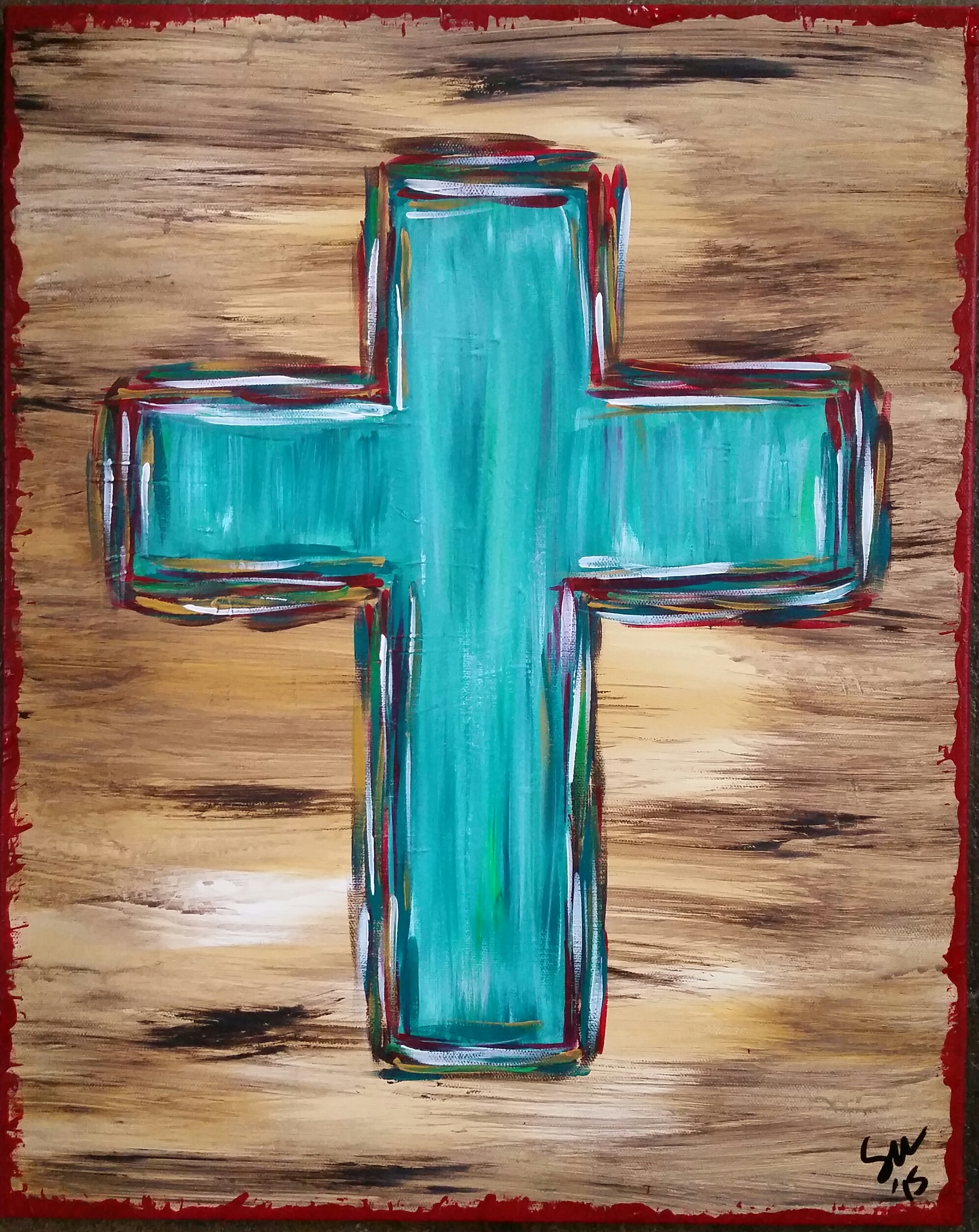"""Rustic Cross"""