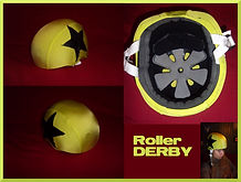 cover death pouf roller derby