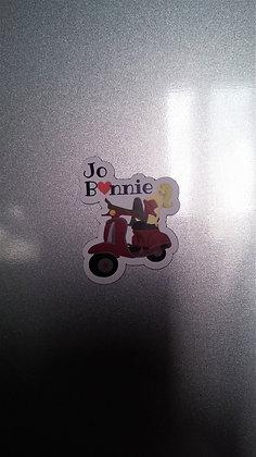Magnet Jo.Bonnie