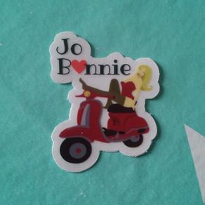 Produits dérivés Jo.Bonnie en arrivage !