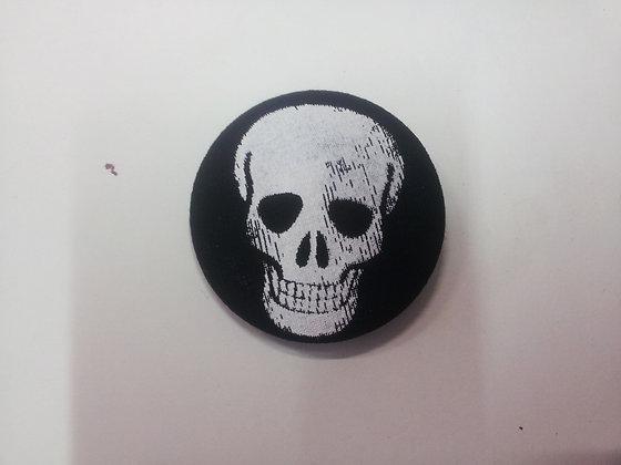 Gros badge skull