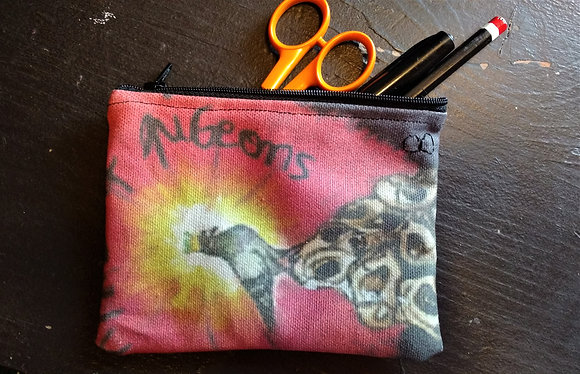 """Trousse """"King of Pigeons""""   Collection Vertespeaux"""