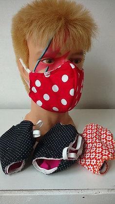 Masque de protection | modèle du CHU GA