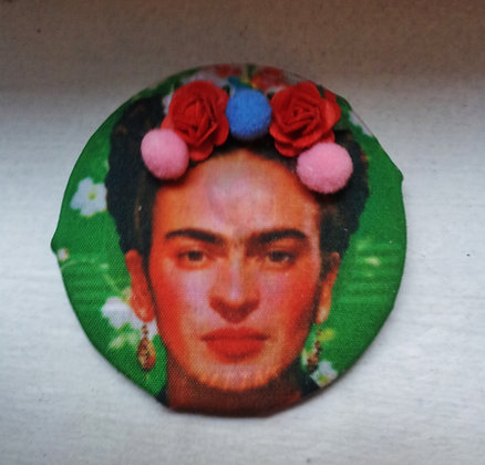 Broche Frida Khalo