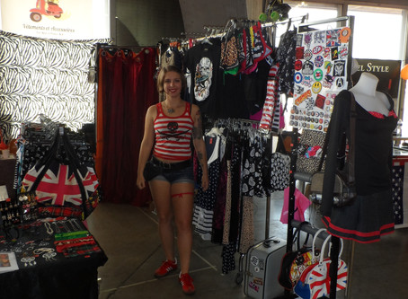 Salon du tatouage Perpignan 2014