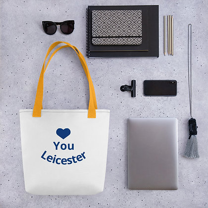 LCFCFamily Tote bag - White - Love You